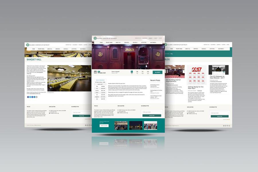 ICD Website
