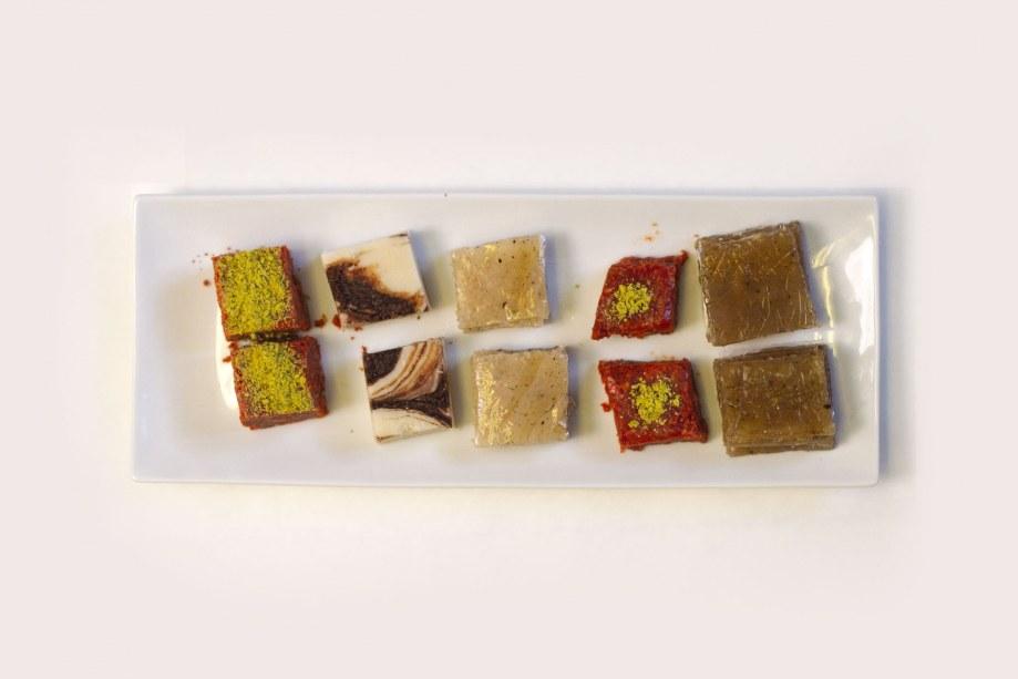 Yemeni mocha sweets